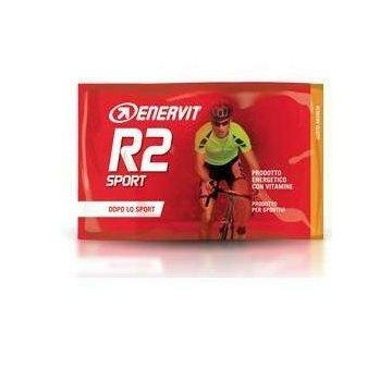 Enervit r2 sport arancia 20 buste da 50 grammi