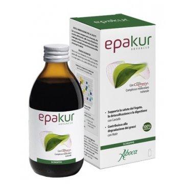 Epakur advanced sciroppo 320 g