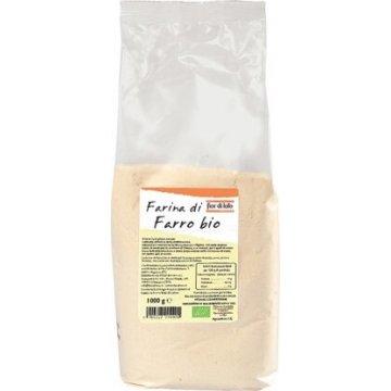 Farina di farro tipo 0 biologica 1000 g