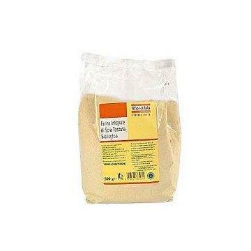 Farina integrale di soja 500 g