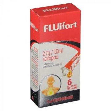 Fluifort Sciroppo Monodose Mucolitico in 6 bustine