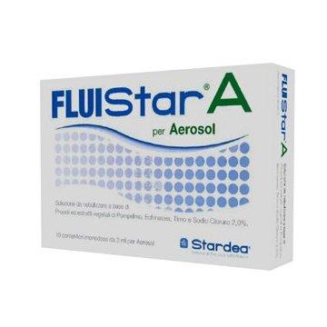 Fluistar A 10 monodose per Aerosol da 3 ml