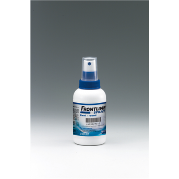 Frontline spray uso topico 1 flacone 100 ml 2,5 mg/ml