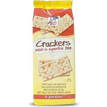Fsc crackers salati in superficie bio con olio extraverginedi oliva 250 g