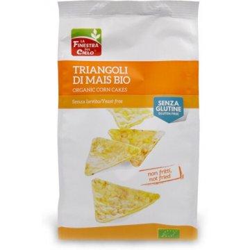 Fsc triangoli di mais bio senza lievito 100 g