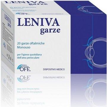 Leniva Garze monouso Lenitive 20 pezzi