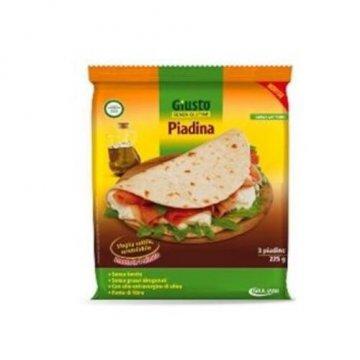 Giusto senza glutine piadina 200 g