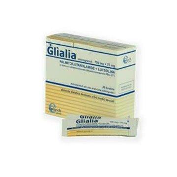 Glialia 700mg + 70mg Integratore Neuropatico 20 bustine 1,27 g