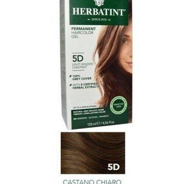 Herbatint 5d castano chiaro dorato 150 ml