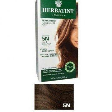 Herbatint tinta per capelli 5n castano chiaro 135ml