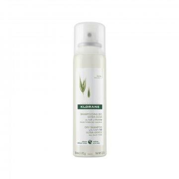 Klorane Shampoo Secco Delicato Avena tutti i tipi di capelli 150ml