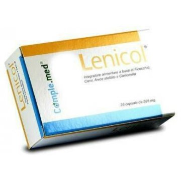 Lenicol 36 capsule 595 mg
