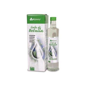 Linfa betulla biologica 500 ml