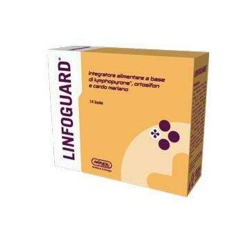 Linfoguard integratore drenante e depurativo