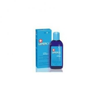 Liperol Olio Shampoo Idratante e Lenitivo 150 ml