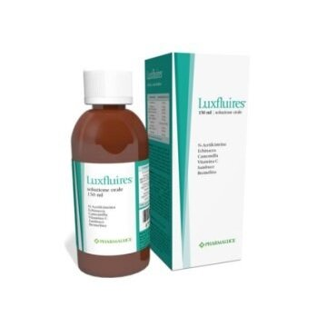 Luxfluires soluzione orale 150 ml