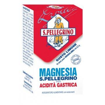 Magnesia san pellegrino acidità gastrica limone 100 g