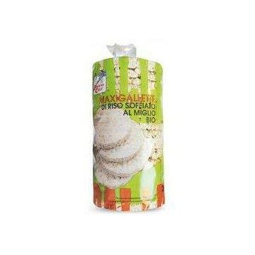 Maxigallette di riso al miglio bio 200 g