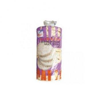 Maxigallette di riso e multicereale bio 200 g