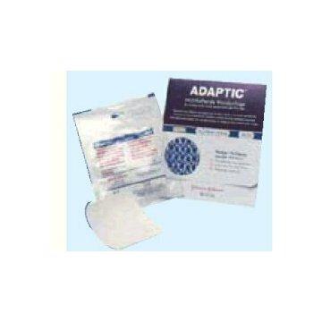 Medicazione non aderente sterile aptic misura 7,6x7,6cm 10 pezzi 2012zi