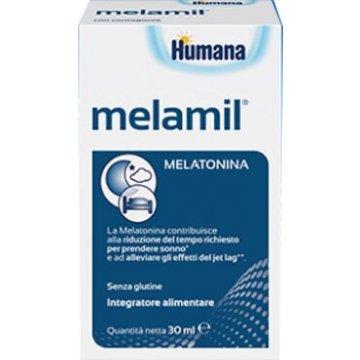 MelaMil Milte Integratore Sonno e Rilassamento gocce 30 ml