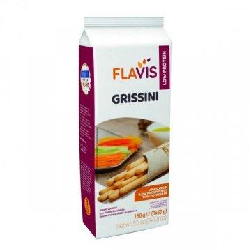 Mevalia Flavis Grissini Aproteici 3 pacchetti da 50 g