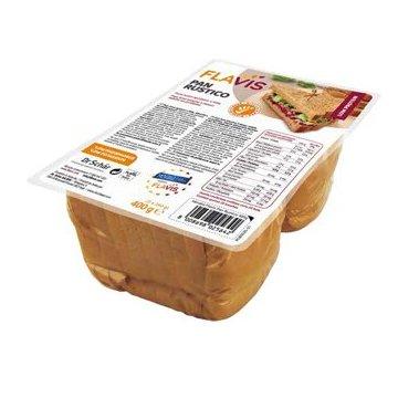 Mevalia flavis pan rustico 400 g