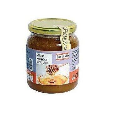 Miele di millefiori bio 500 g