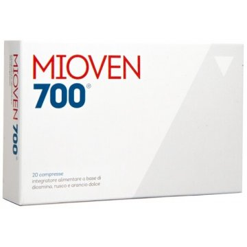 Mioven 700 Integratore per Microcircolo 20 compresse