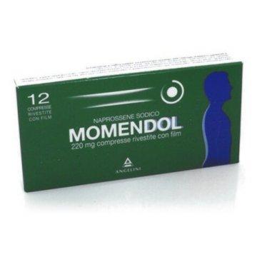 Momendol Compresse Rivestite 220 mg