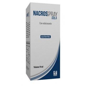 Nacros spray gola 14 ml