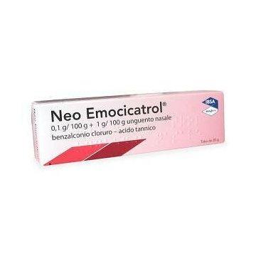 Neoemocicatrol Unguento per la Pulizia Nasale 20 g
