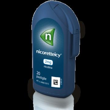 Nicoretteicy 2mg nicotina 20 pastiglie
