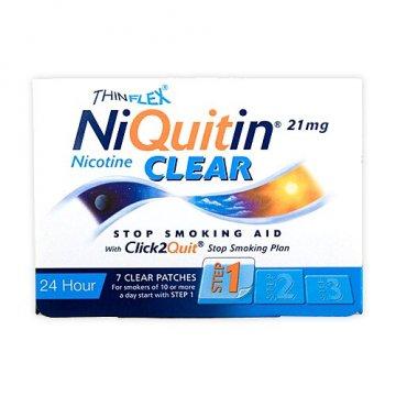 Niquitin 7 cerotti transdermici 21mg/24h