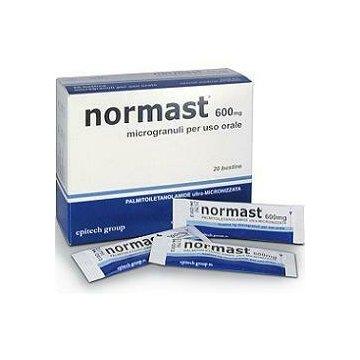Normast 600 mg Integratore di Pea 20 bustine