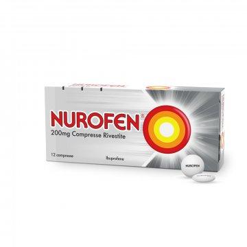 Nurofen Influenza e Raffreddore 200 mg 12 compresse rivestite