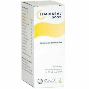 Pascoe Lymdiaral Gocce Drenanti e Detox 50 ml complesso