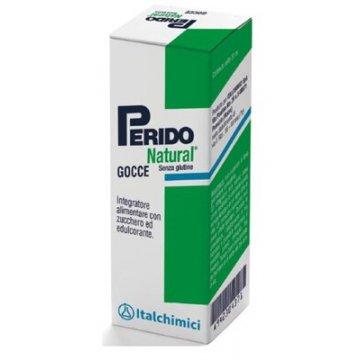 Perido natural gocce 30 ml nuova formulazione