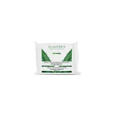 Planter's salviettina struccante aloe 20 pezzi