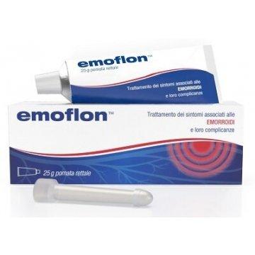 Pomata rettale emoflon 25 g