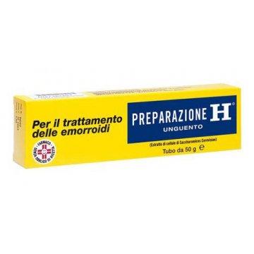 Preparazione H per Emorroidi Unguento 1,08% 50g