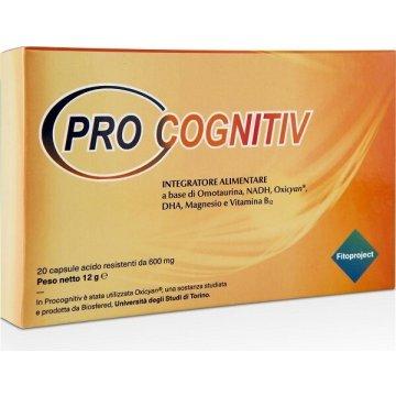 ProCognitiv Funzione Cerebrale 20 capsule 12 g