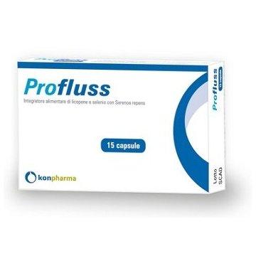 Profluss Integratore Prostata e Infezioni Vie Urinarie 15 capsule