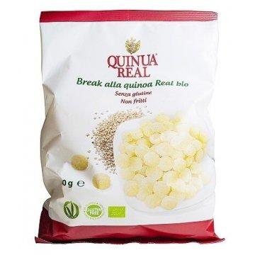 Quinua real break alla quinoa  bio 40 g
