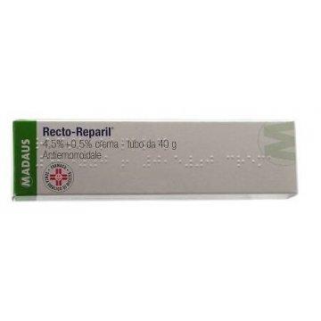 Rectoreparil Emorroidi con Applicatore pomata rettale 40 g