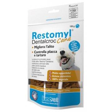 Restomyl dentalcroc cani taglia media grande e gigante busta150 g