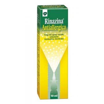 Rinazina Antiallergica 1% Spray nasale per Decongestionante 10ml