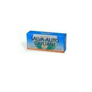 Salva Alito Giuliani Gusto Classico 30 compresse