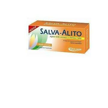 Giuliani salva alito arancia  30 compresse