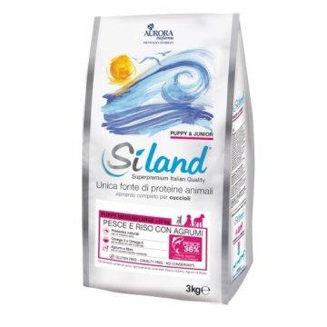 Siland puppy medium/large pesce 3 kg